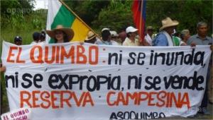 Protestas quimbo